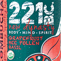 Grapefruit Bee Pollen Basil