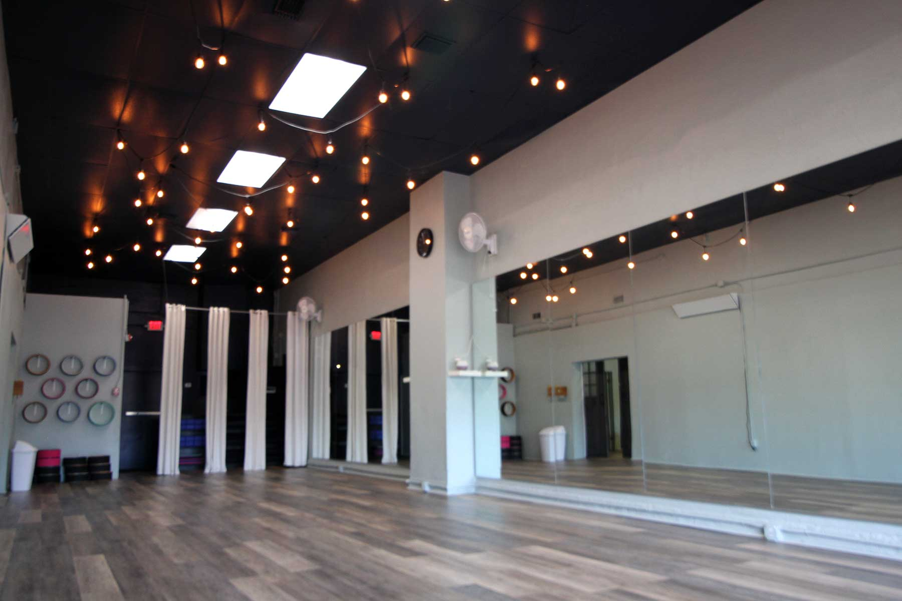 Yoga Studio Room Picture